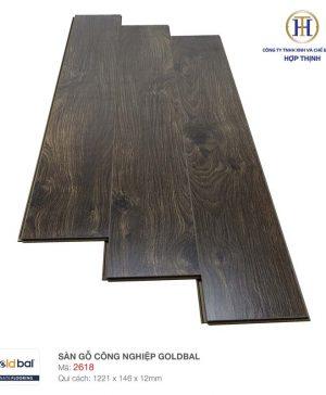 Sàn gỗ Goldbal