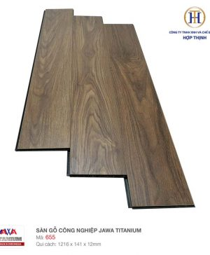 Sàn gỗ Jawa Titanium